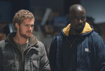 Luke Cage and Iron Fist will defend Hall N at #NetflixAPCC.