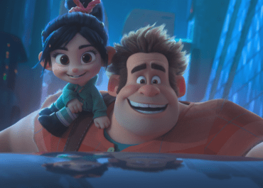 From retro games to the internet, Ralph and Vanellope goes on an adventure on the web in Wreck it Ralph 2. ©2018 Disney. All Rights Reserved. | The Little Binger