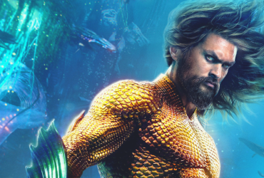 Jason Momoa swims to Manila for the Asian Premiere of Aquaman!   Credit: Warner Bros Pictures