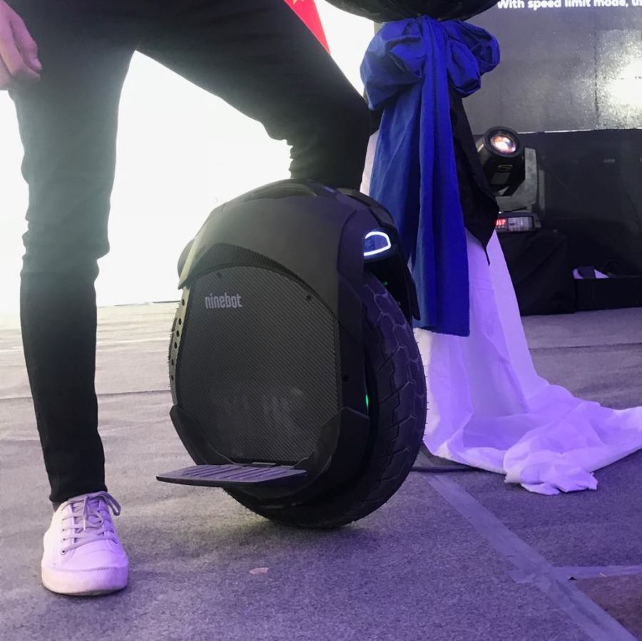 Segway Launched #TheNextBigETrend at The Adventure Zone in Star City | The Little Binger