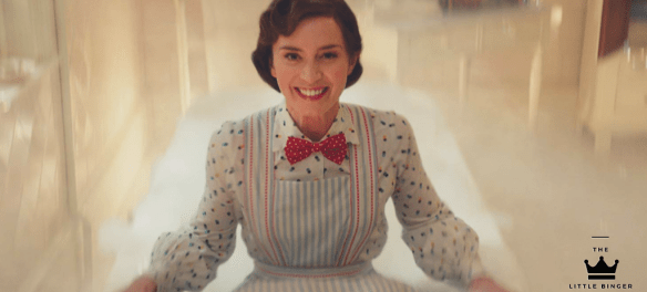 A feast for the eyes and the senses- that's Mary Poppins Returns. | The Little Binger | Credit: Walt Disney Philippines