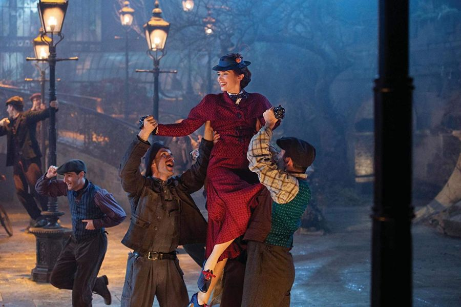 Experience Spectacle, Music, and Joy in Mary Poppins Returns | The Little Binger | Credit: Walt Disney Philippines