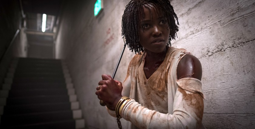 Lupita Nyong'o delivers in 'US'.   The Little Binger   Credit: Universal Pictures