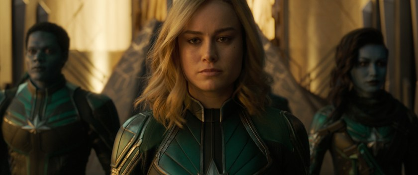 Watch Captain Marvel soar! | The Little Binger | Credit: Marvel Studios