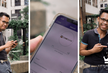 Save in 3-easy steps with GCash and CIMB | The Little Binger