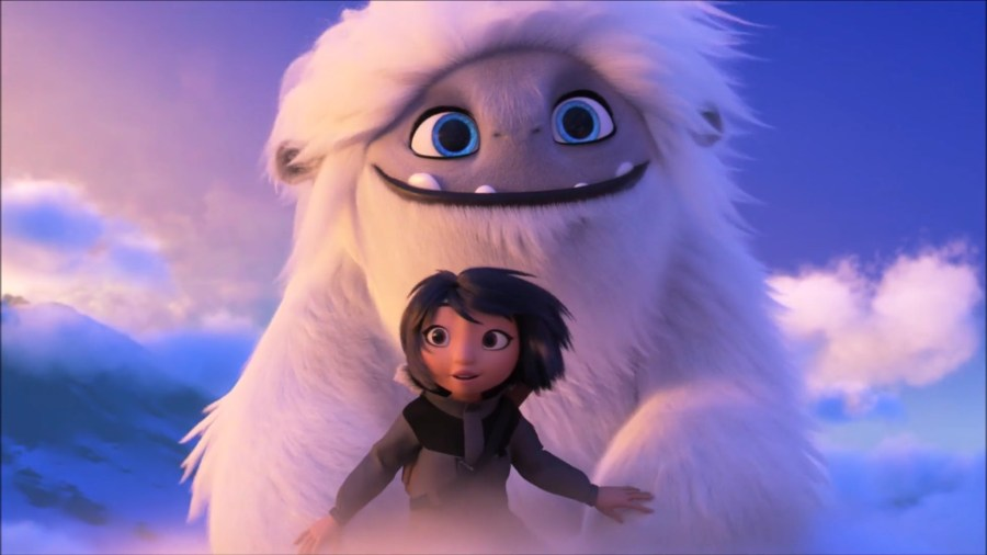 You can go your own way in Abominable. #AbominableMoviePH   The Little Binger   Credit: DreamWorks Animation/Pearl Studio