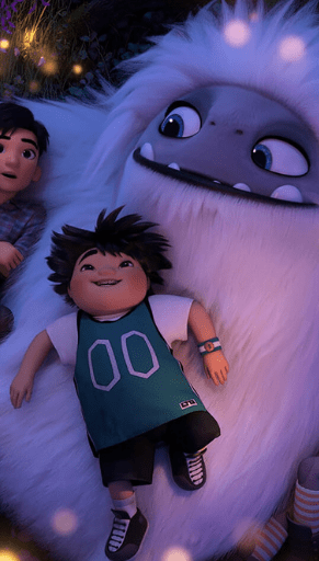 You can go your own way in Abominable. #AbominableMoviePH | The Little Binger | Credit: DreamWorks Animation/Pearl Studio