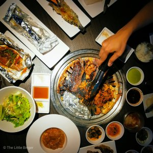 Let's get cooking! | Gen Korean BBQ House PH: Come for the Meat, Stay for the Seafood | The Little Binger