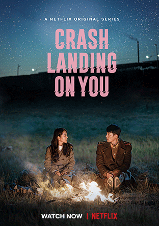 Crash Landing on You   5 Netflix K-Dramas To Watch at Home with your Family   The Little Binger
