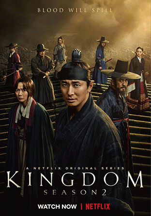 Kingdom | 5 Netflix K-Dramas To Watch at Home with your Family | The Little Binger