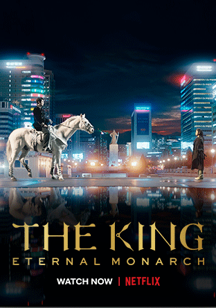 The King Eternal Monarch | 5 Netflix K-Dramas To Watch at Home with your Family | The Little Binger