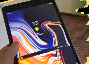 REVIEW: Samsung Galaxy Tab A 8.0 - Tablet on A Budget | The Little Binger
