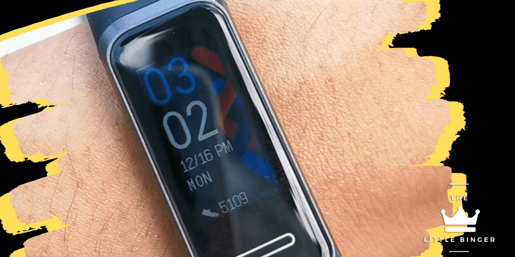 Get a more active lifestyle this 2020 with Huawei Band 4 | The Little Binger