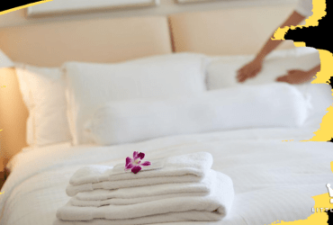 With Discovery Hospitality Corporation's Safe Spaces program, Lysol disinfectant products will be used to sanitize areas in Discovery hotels and resorts before and after each use following safety and sanitation protocols, to ensure the highest standards of hospitality and commitment to guests' safety. | The Little Binger