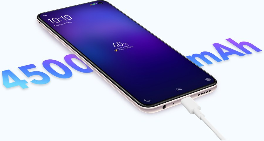 LOOK: More Game Time with vivo V19 Neo 4500 mAh Li-Po Battery | The Little Binger