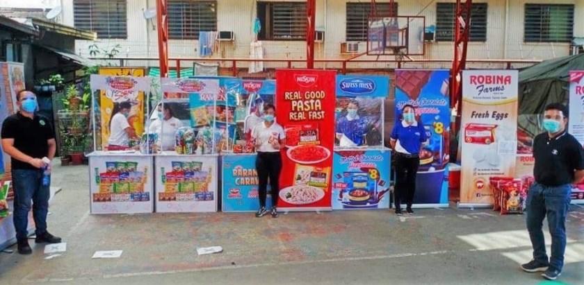 LOOK: BayaniJuan Supports Local Sari-Sari Stores | The Little Binger