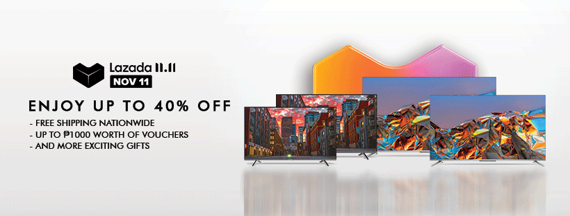 Get discounts for ROWA on Lazada | LOOK: ROWA Brings Affordable Smart Android TVs to the Philippines | The Little Binger