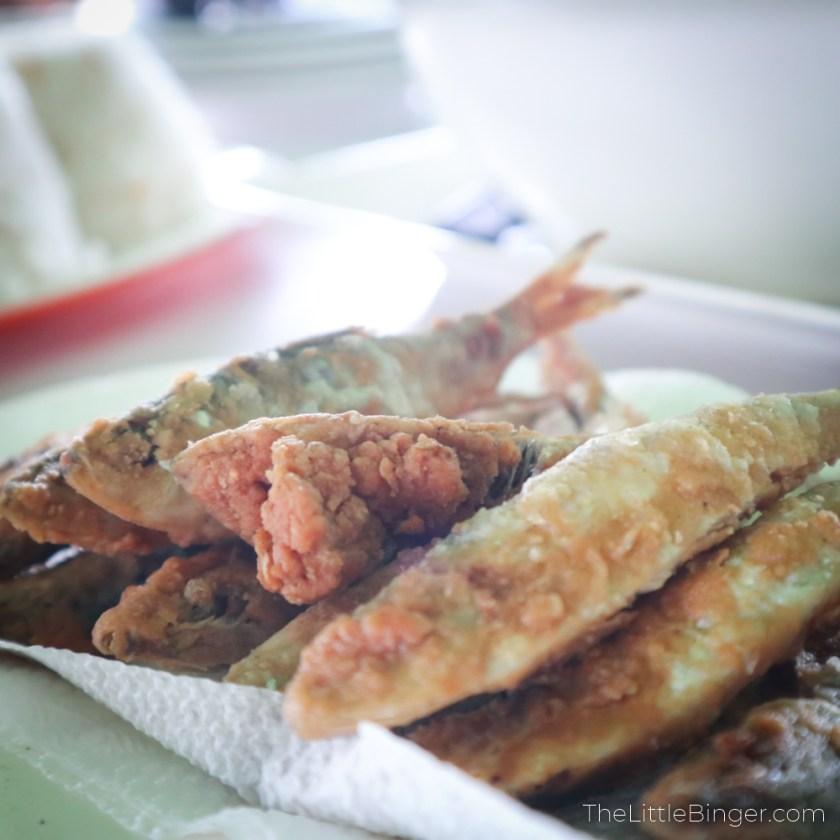 Don't miss the Crispy Tawilis at Mer-Ben Tapsilogan sa Tagaytay | The Little Binger