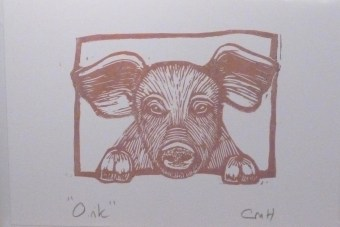 Oink - pink