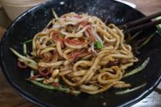 Qianmen Street Food