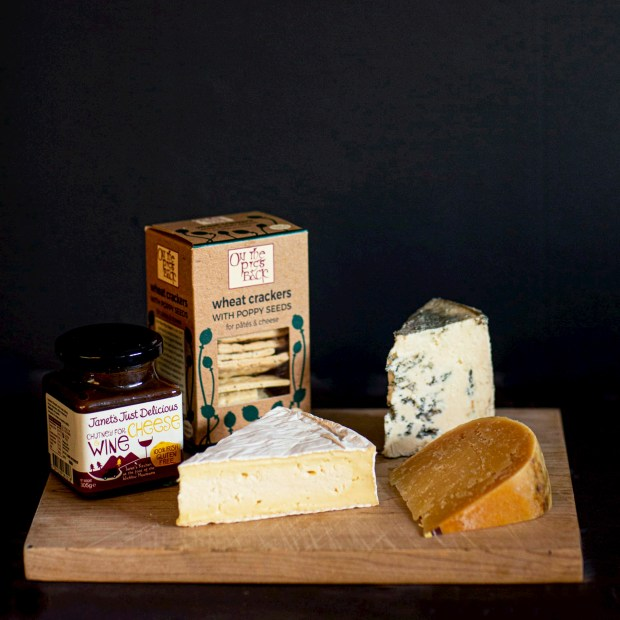 The Classic Cheese Selection