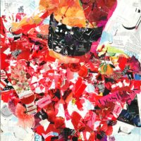 Collage Portraits - Derek Gores