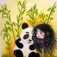 Antoana Oreški - My sweet Panda friend