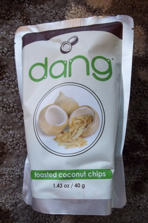 Dang Toasted Coconut Chips   ||   See the review at thelittledabbler.com