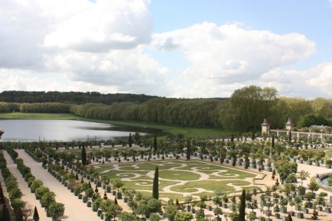Gardens of Versaille