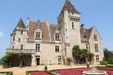 Josephine Baker Chateau in France