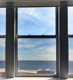 Waking up in Asbury Park, NJ (6/15/14)