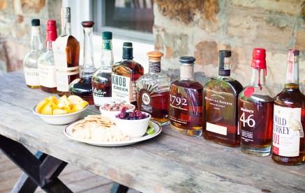 609 Bourbon Tasting