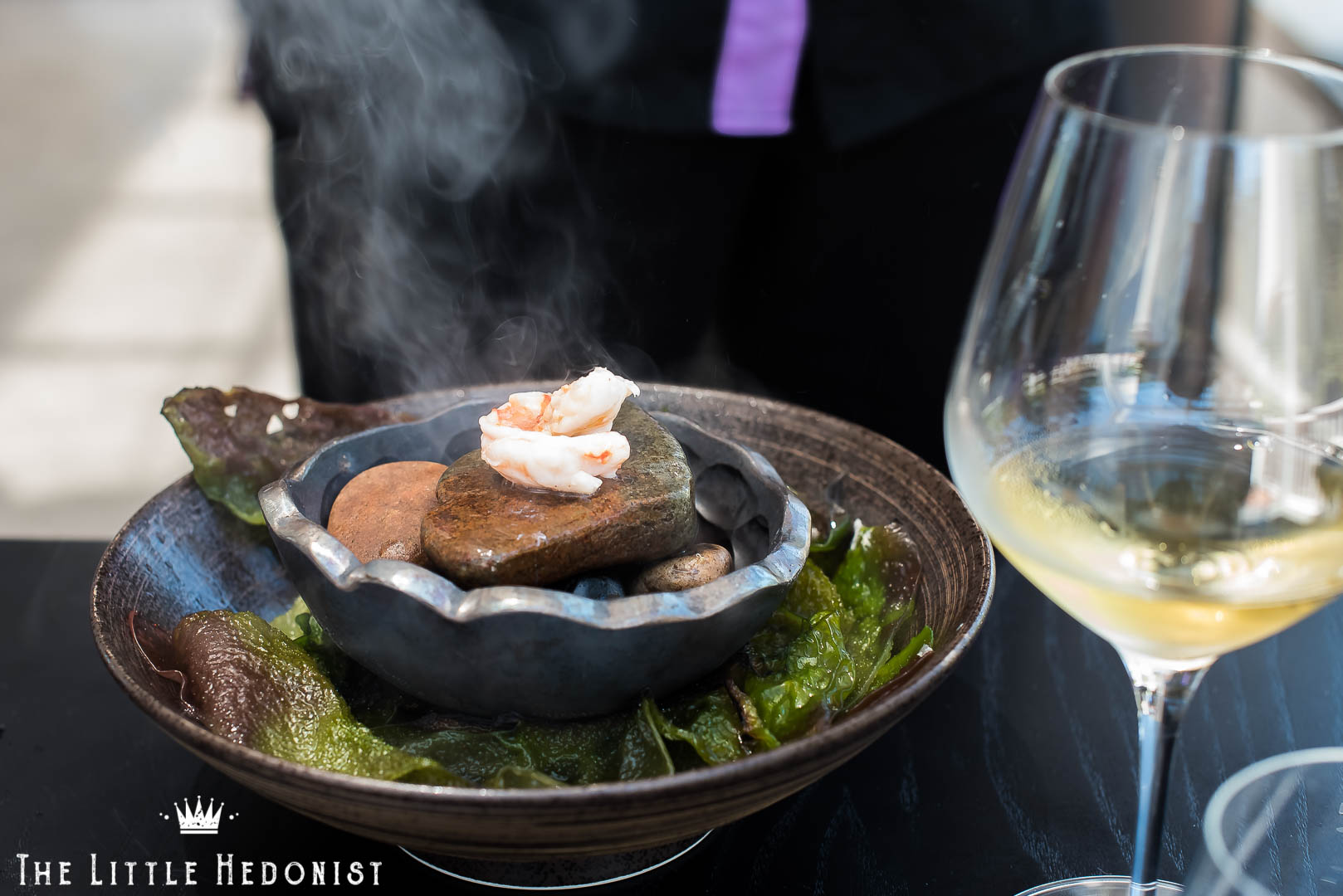 About friendship & fine dining: Greenhouse at The Cellars-Hohenort