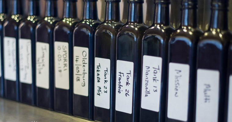 {EVENT} Tokara's liquid gold: Fresh-off-the-press olive oil tasting