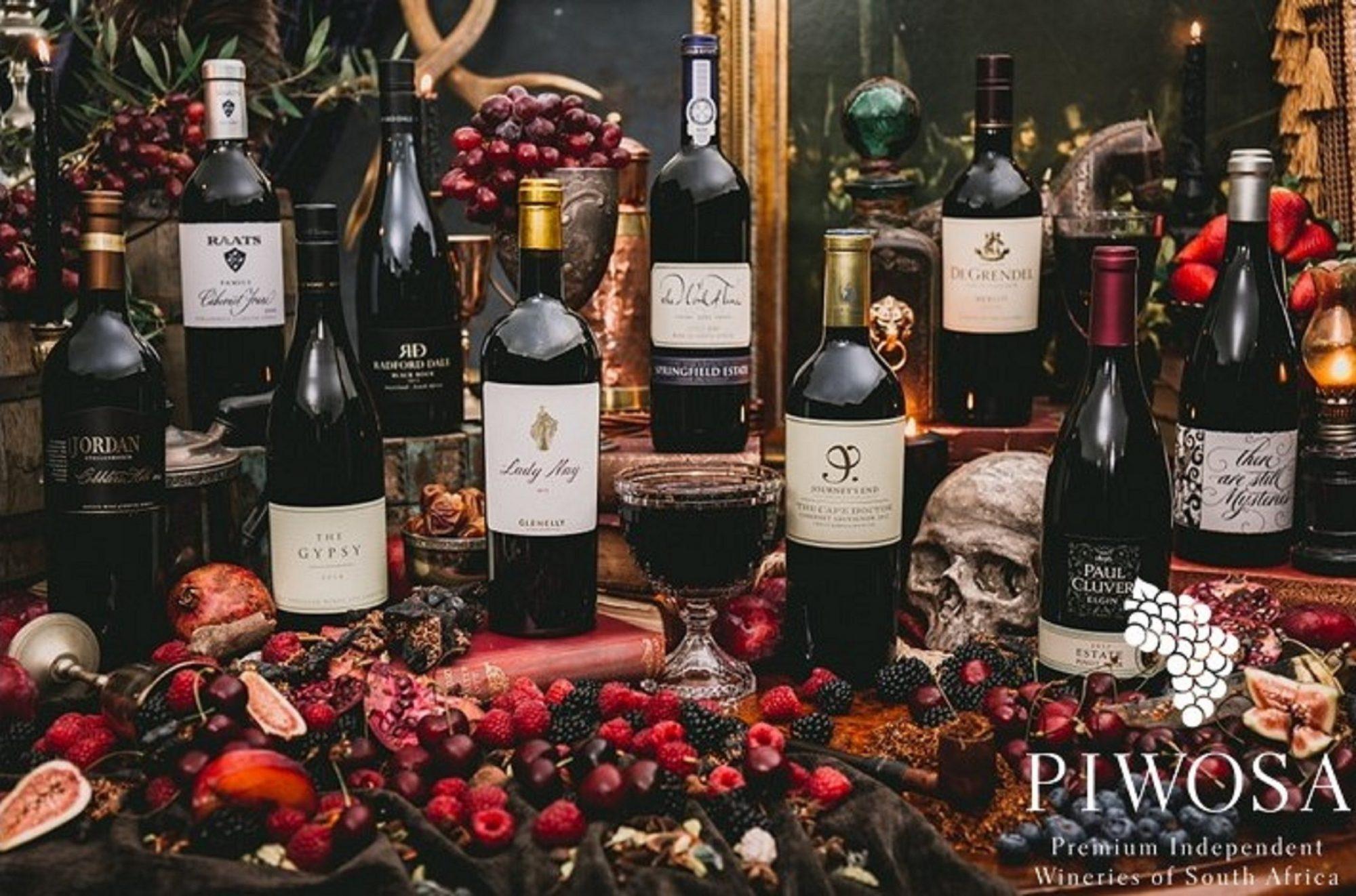 {NEWS}{MEDIA RELEASE} INTRODUCING PIWOSA'S #LIQUIDART PROGRAMME DURING CAPE WINE 2018