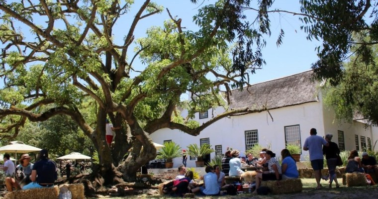 {NEWS} Don't miss Groote Post's October Country Market and Run