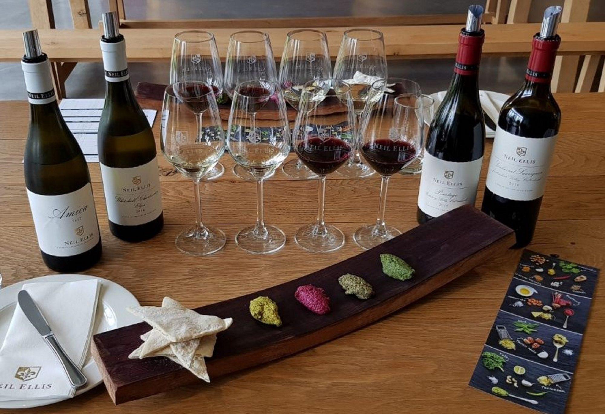 "{NEWS} ""Pesto & wine play"" at Neil Ellis this summer"