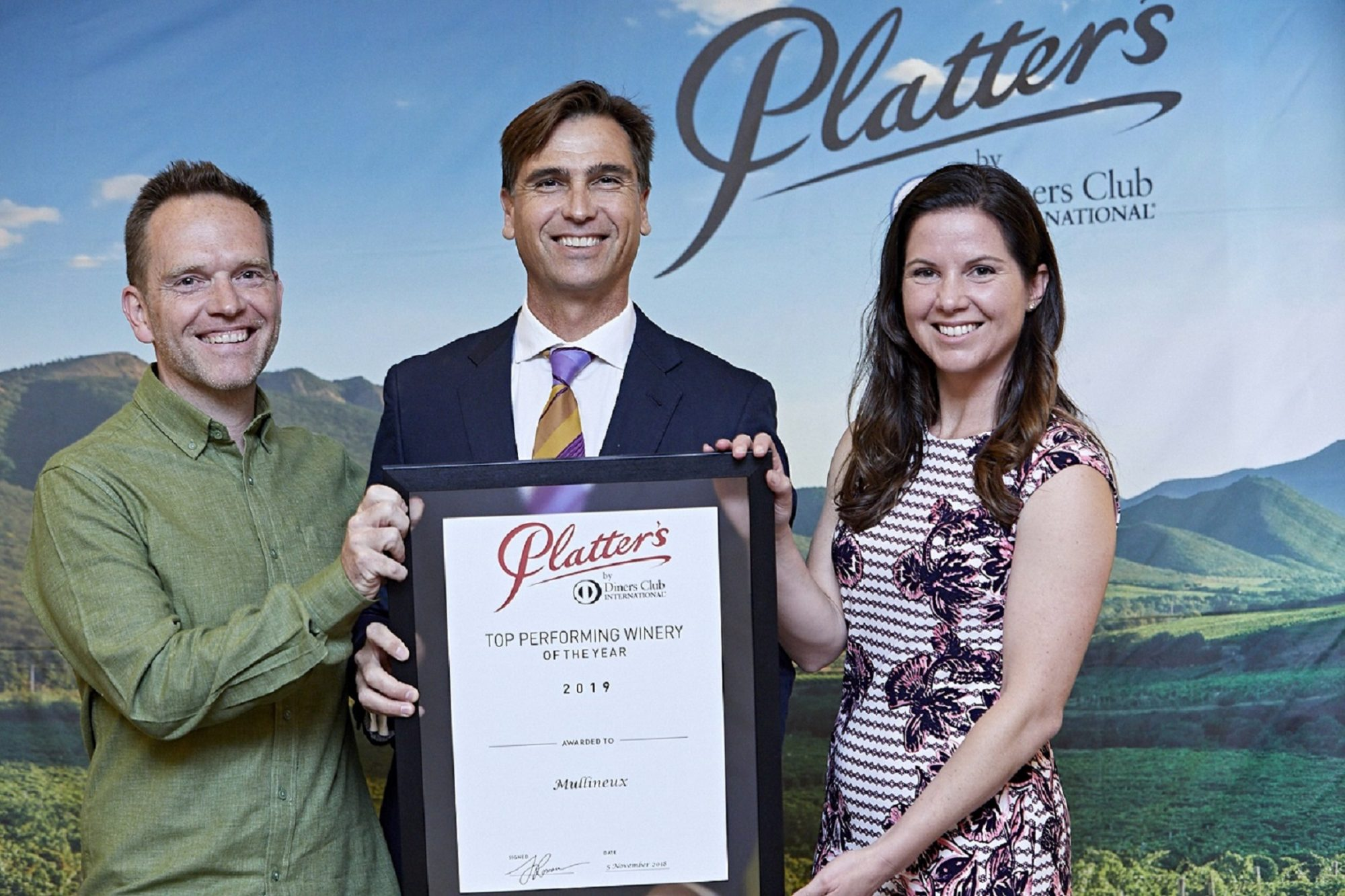 {NEWS} Platter's by Diners Club launches the 2019 South African Wine Guide