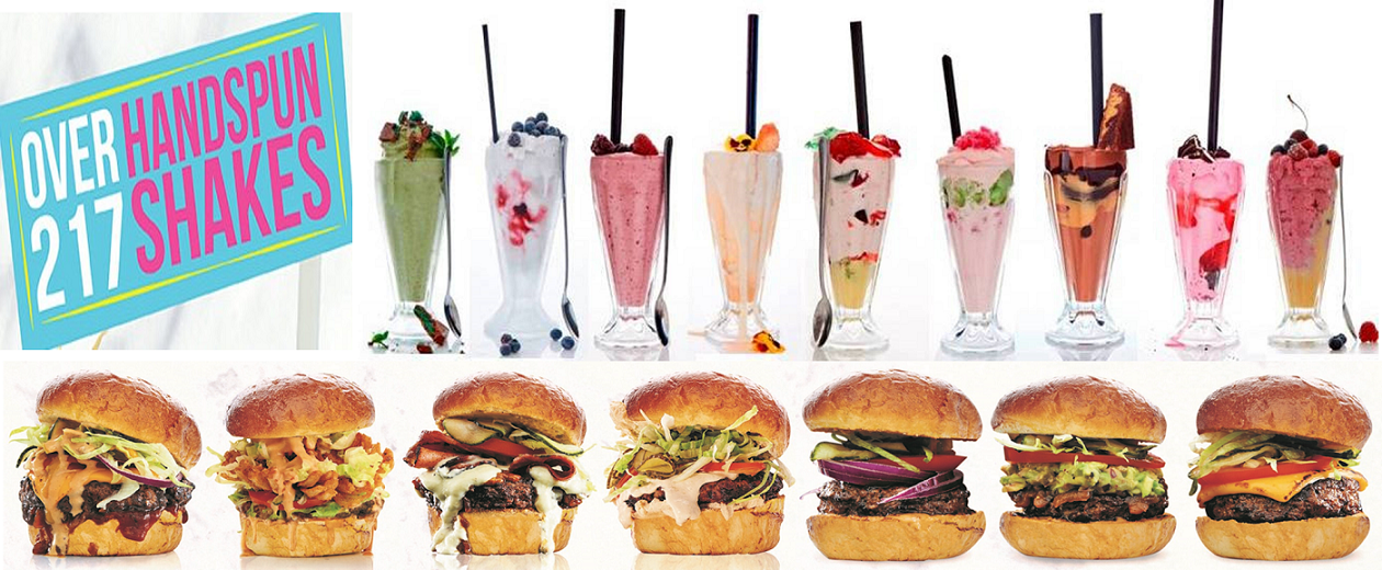 {NEWS} Gibson's: a milkshake and burger gourmet paradise!