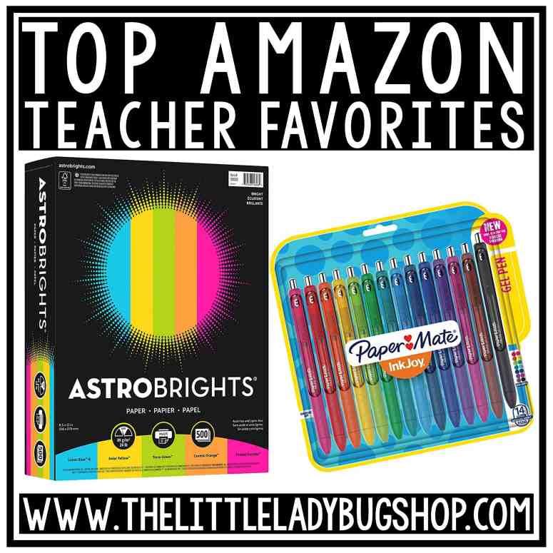 Top Amazon Teacher Favorites