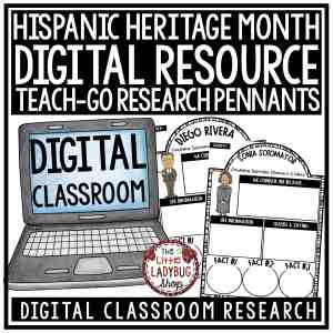 Hispanic Heritage Month Digital Resource
