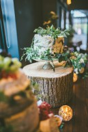 Log slice for hire - Photograph by James Powell