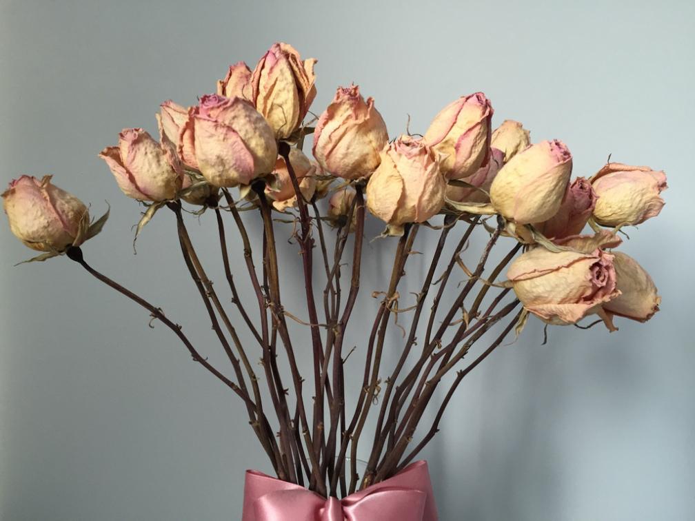 The Little Loft - dried flowers bunch