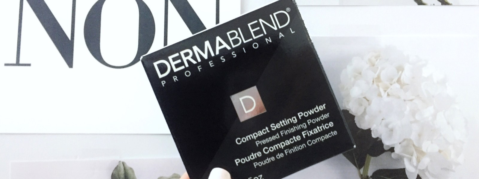 First Impression: Dermablend Pro's Compact Setting Powder