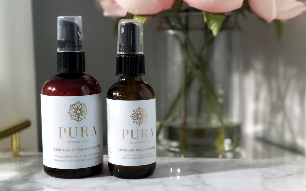 Pura Botanicals Green Beauty Review