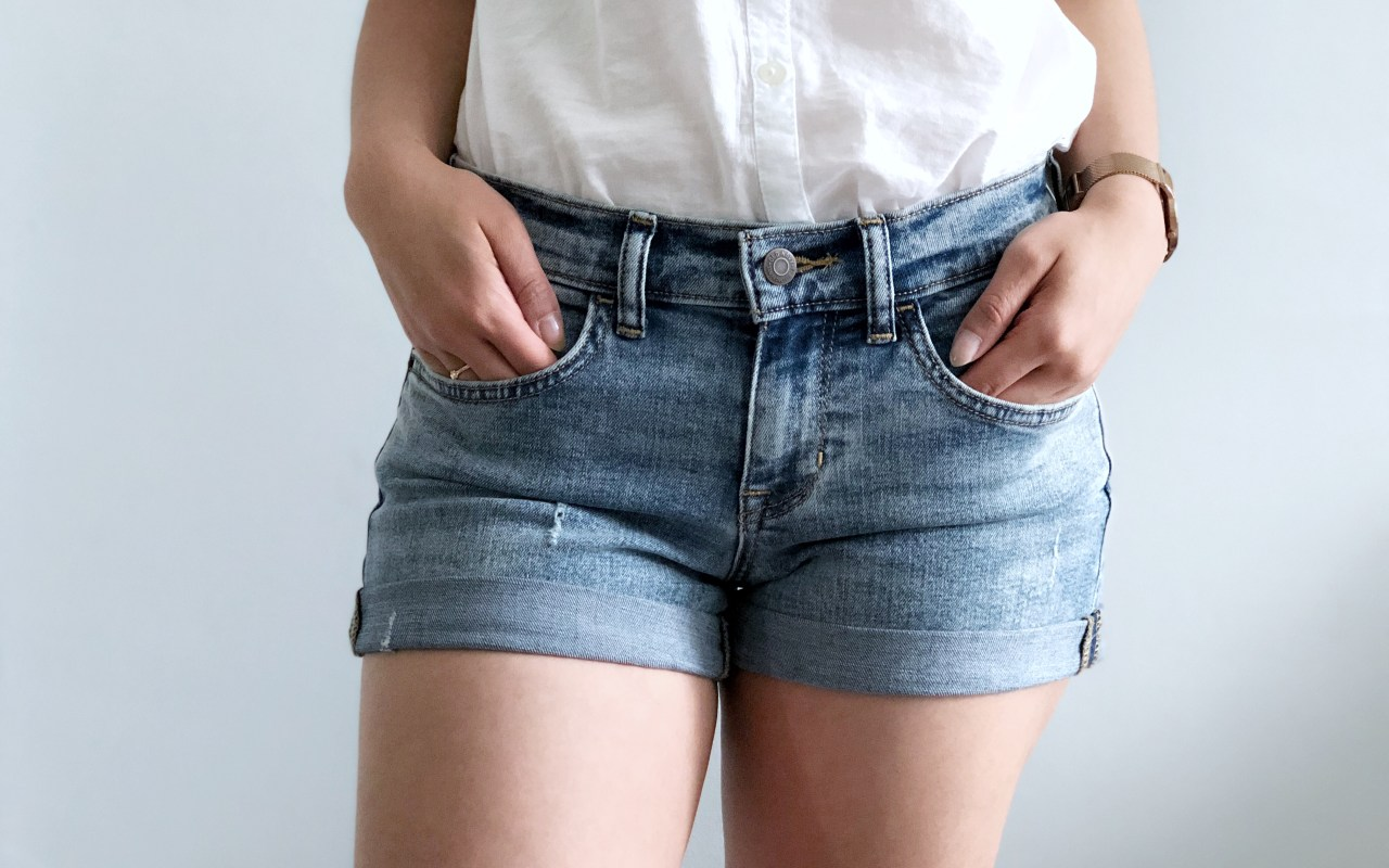 Old Navy Shorts – What I've Been Wearing Lately