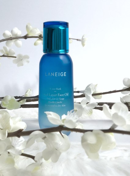 LANEIGE Water Bank Dual Layer Face Oil Review