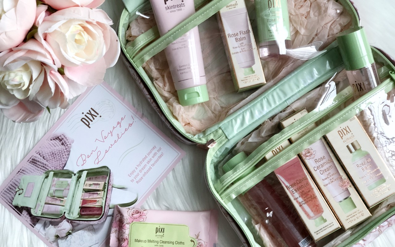 Pixi Beauty PR Package