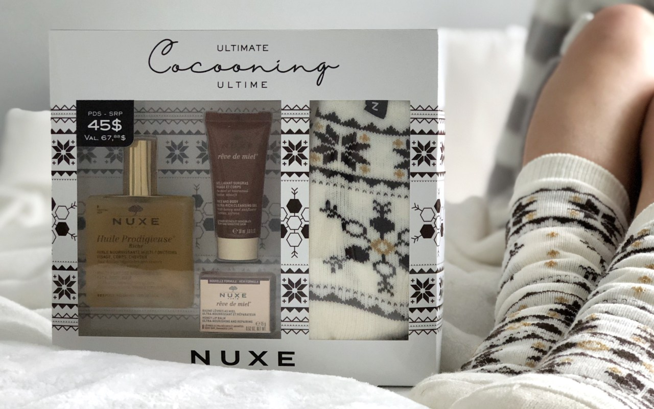 Nuxe Ultimate Cocooning Set Review and Giveaway!