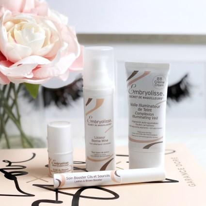 Skin Prep with Embryolisse's Secret de Maquilleurs